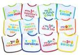 Neat Solutions Neat Solutions' Baby's 1st Year Holiday Bibs