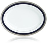 Noritake Dinnerware, Crestwood Cobalt Platinum Collection