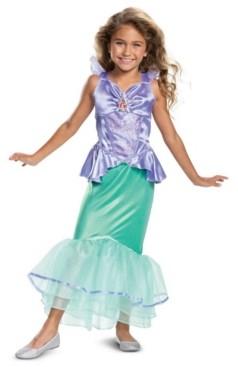 BuySeasons Big Girls Ariel Classic Costume