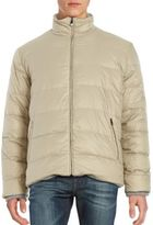 Corneliani Quilted Goose Down Jacket
