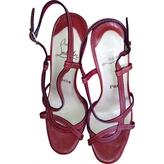Christian Louboutin Louboutin red shoes
