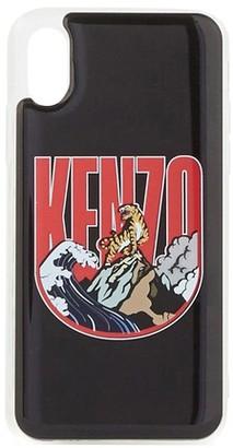 Kenzo logo iPhone case