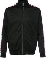 Givenchy logo print track jacket - men - Polyester - S