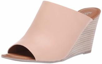 Franco Sarto Women's Yasmina Wedge Sandal Blush 8 M US