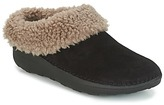 FitFlop LOAFF SNUG SLIPPERS Black