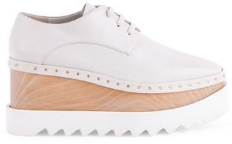 Stella McCartney Elyse Platform Wedge Oxfords