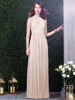 Dessy Collection - 2918 Gown In Blush
