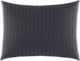 "Vera Wang Textured Scribble Pillow, 12"" x 16"""