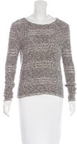 Rag & Bone Crew Neck Long Sleeve Sweater