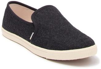 Toms Clement Felt Slip-On Sneaker