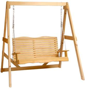 Country Comfort Chair Cape Cod Wooden Swing
