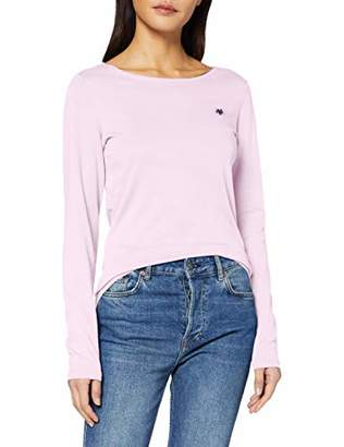 Marc O'Polo Women's 001218352487 Longsleeve T - Shirt