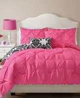 Victoria Classics CLOSEOUT! Olivia Reversible 4-Piece Twin Comforter Set
