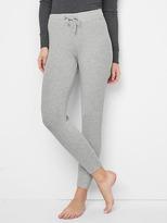 Gap Pure Body rib-knit modal joggers