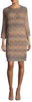 Max Mara Dingey Cable Knit Sweater Dress