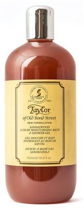 Taylor of Old Bond Street Sandalwood Bath & Shower Gel 500ml