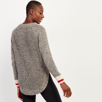 Roots Cotton Cabin Waffle Crew Sweater