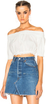 Apiece Apart Oeste Off The Shoulder Top