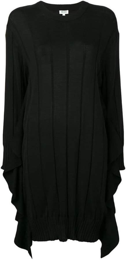 3b90e4cd63922 Kenzo Black Knit Dresses - ShopStyle
