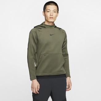 Nike Men's Pullover Fleece Hoodie Pro