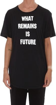 Ann Demeulemeester Graphic Print T-Shirt