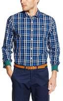 Napapijri Men's GUJI Casual Shirt, Multicoloured (CHECK)
