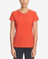 CeCe Ruffled T-Shirt