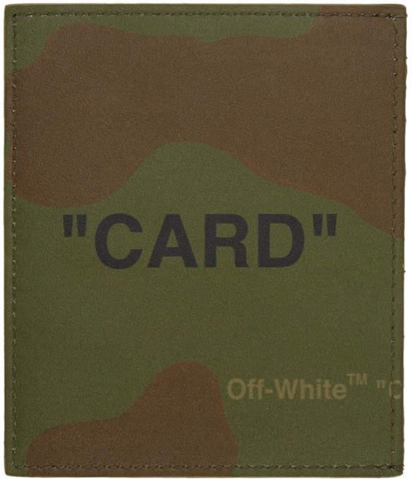 cfb7fd8f34c3 Off-White Men's Wallets - ShopStyle