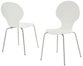 Metal Dining Chairs (Set of 4)