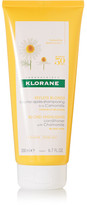 Klorane Blond Highlights Conditioner With Chamomile, 200ml - one size