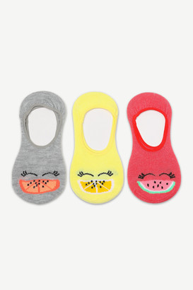 Ardene Fruity Shoe Liners for Girls