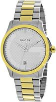 Gucci G-Timeless YA126450 Men's Stainless Steel Analog Watch