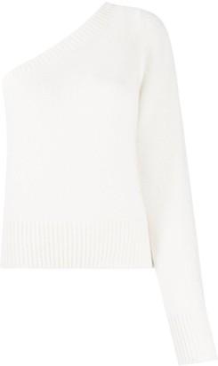 FEDERICA TOSI One-Shoulder Knit Jumper