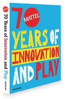 Assouline Publishing Mattel 70 Years of Innovation and Play Hardcover Book