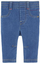 Catimini Boy slim fit fleece jeans