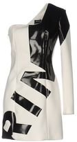 Anthony Vaccarello Short dress