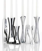 Nambe Candlestick Collection