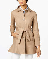 Kate Spade Flared Trench Coat
