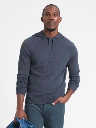 Banana Republic Merino Sweater Hoodie