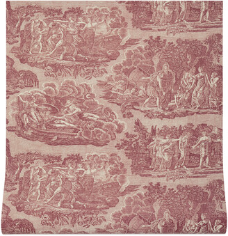 Gucci Toile de Jouy wallpaper