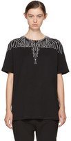 Marcelo Burlon County of Milan Black Anne T-shirt