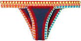 Kiini Tasmin Brief bikini bottom - women - Cotton/Nylon/Polyester/Spandex/Elastane - S