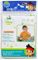 Disney Table Toppers Disposable Placemat - Jake and The Neverland Pirates - 18 Count