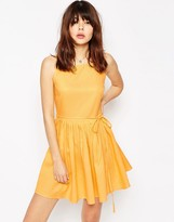Asos Mini Sundress with Full Skirt