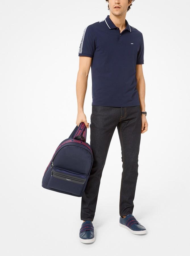 cdbe68f6a345 Michael Kors Kent Backpack - ShopStyle