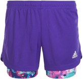 adidas Marathon 2-in-1 Shorts - Built-In Shorts (For Big Girls)