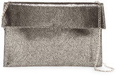 Urban Expressions Hugo Vegan Leather Clutch