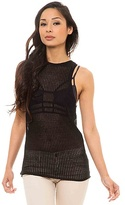 Cheap Monday The Lane Sheer Knit Tank