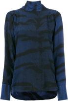 Alberto Biani roll neck sweatshirt