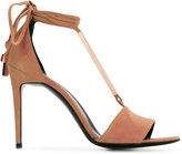 Pierre Hardy Blondie sandals - women - Leather/Suede/Metal (Other) - 38